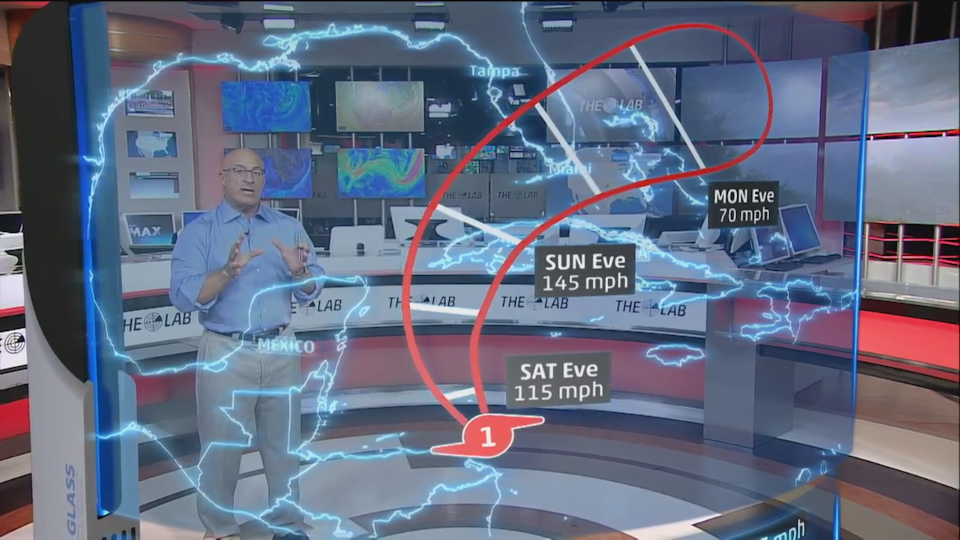 How Do We Create The Weather Graphics You See On The Weather Channel