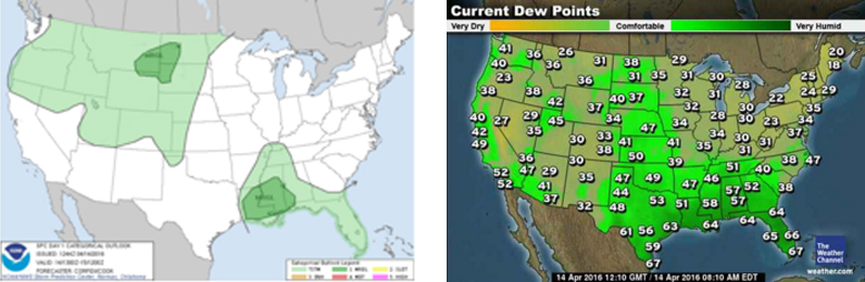 I Love Dewpoints Dew you weloveweathertv