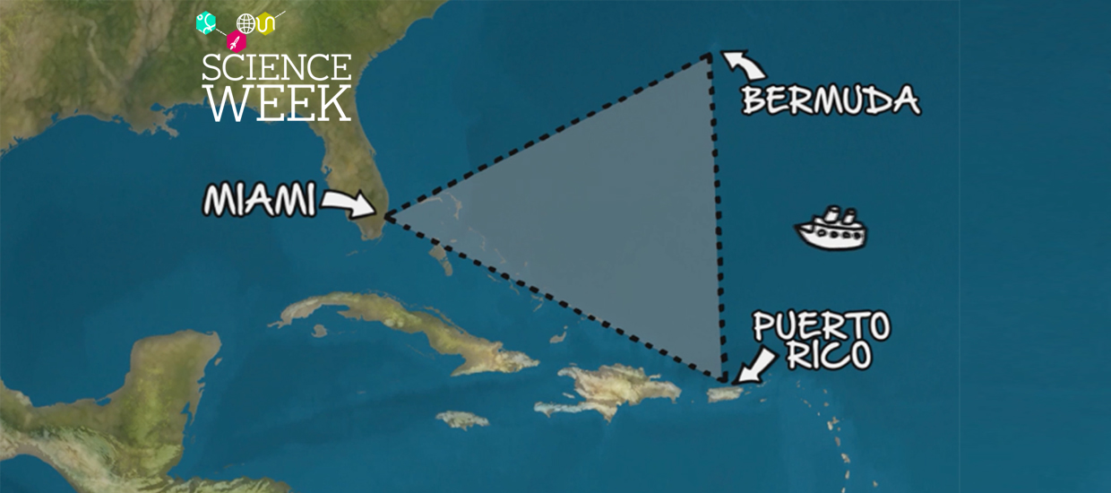 Bermuda Triangle And Natural Gas Deposits