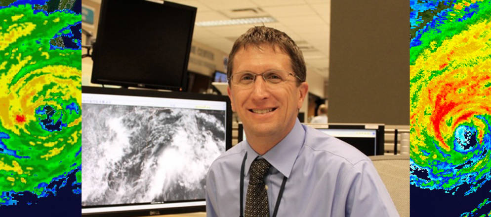 4a0dde42e Dr. Rick Knabb, the former Director of the National Hurricane Center in  Miami, FL, is coming back to The Weather Channel just in time for hurricane  season!