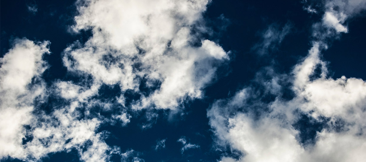 What Clouds Tell Us About the Forecast