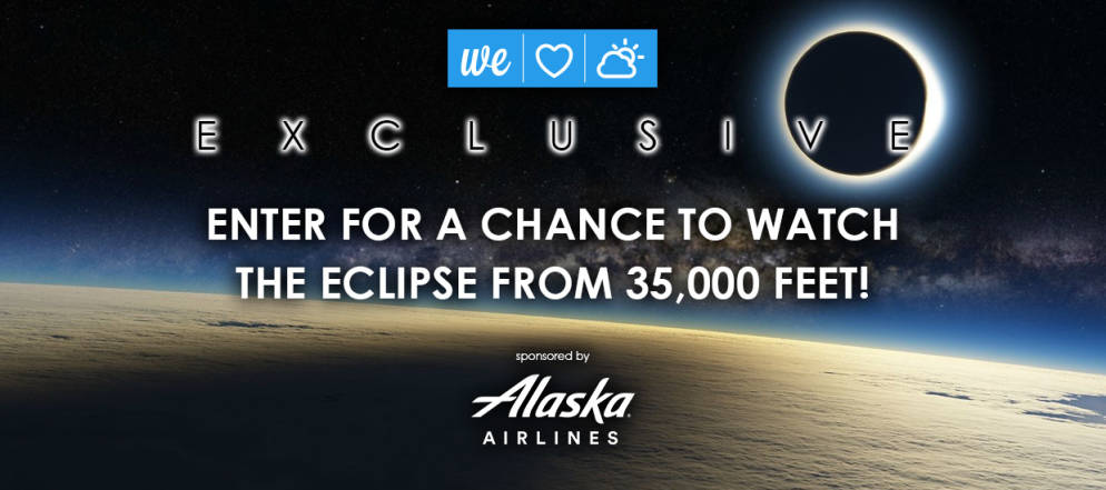 The Ultimate Solar Eclipse Sweepstakes - weloveweather tv