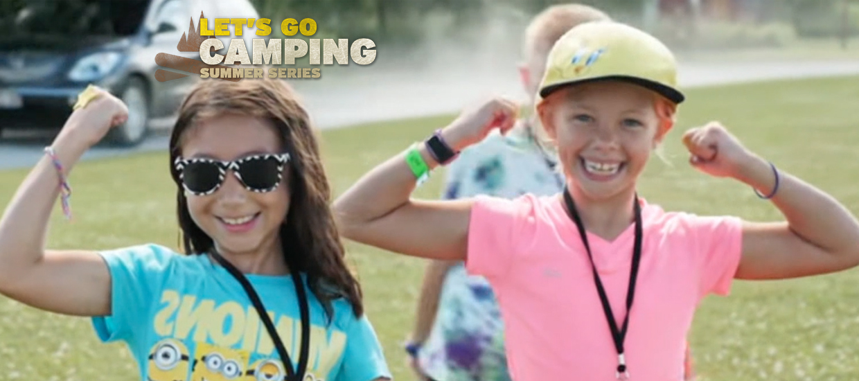The Special Camp that Caters to Kids Impacted by A Parent's Cancer