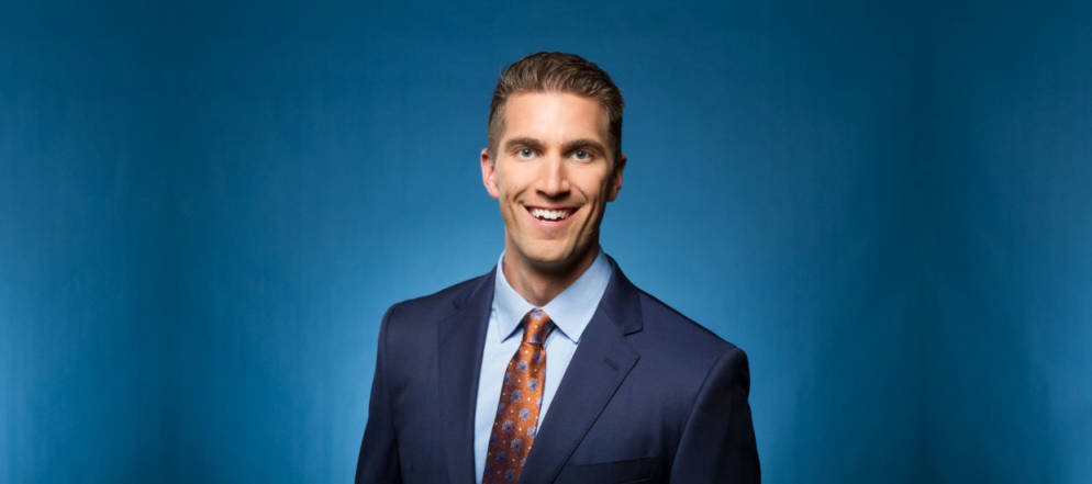 Get To Know Twcs Newest Addition Chris Bruin Weloveweathertv