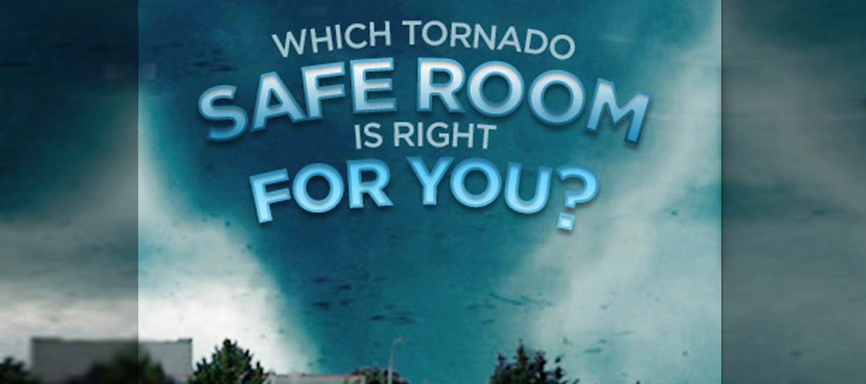 Make A Tornado Safe Room