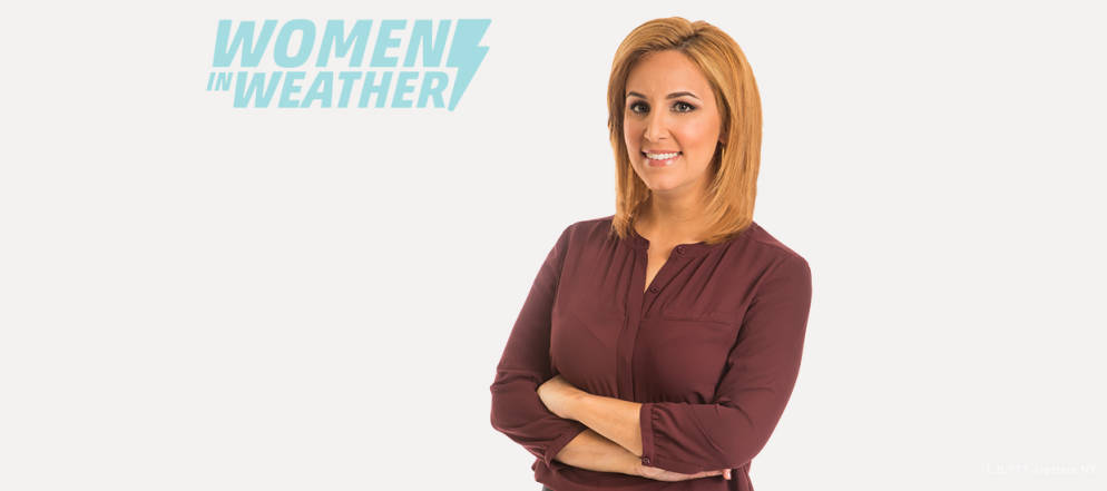 women in weather  alex wilson
