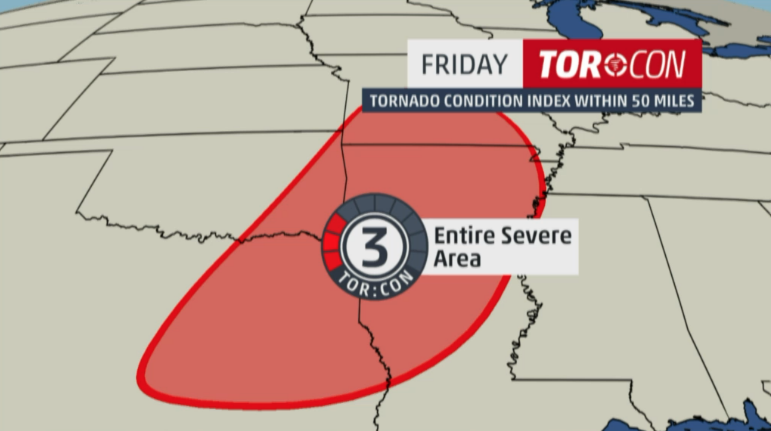 What is TORCON? - weloveweather tv