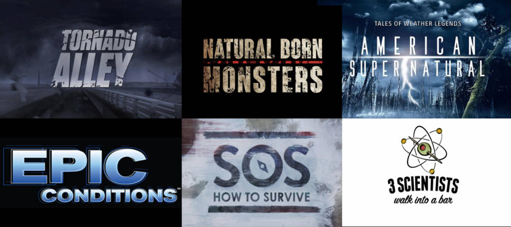 Quiz: How Many of These Weather Channel Shows Have You Seen