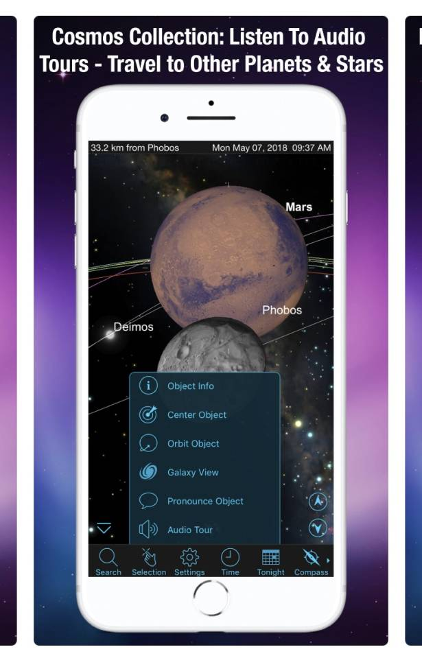 Love Stargazing? Here Are Our Top 6 Astronomy Apps! - weloveweather tv
