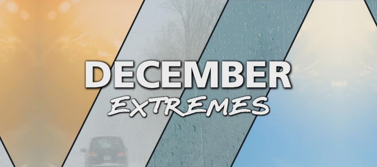 December 2018 Extreme Weather