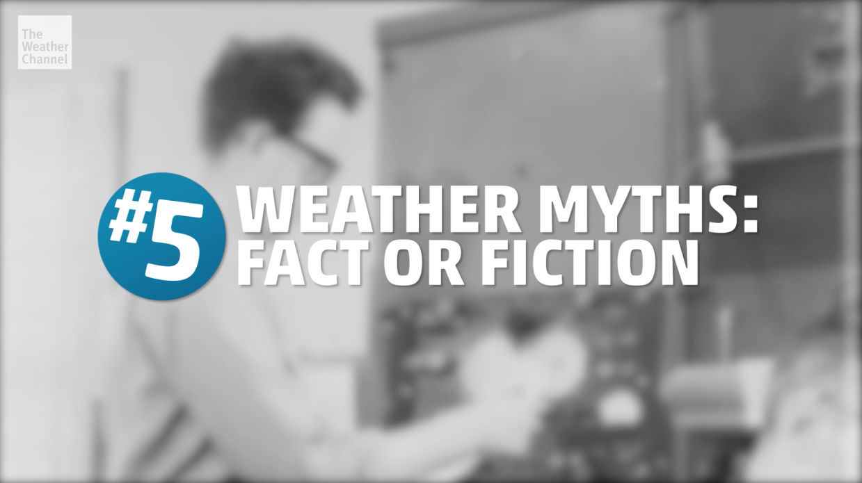 Are You Familiar With These 5 Weather Wives Tales?