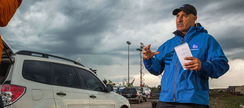 Verizon Fios TV customers can enjoy The Weather Channel