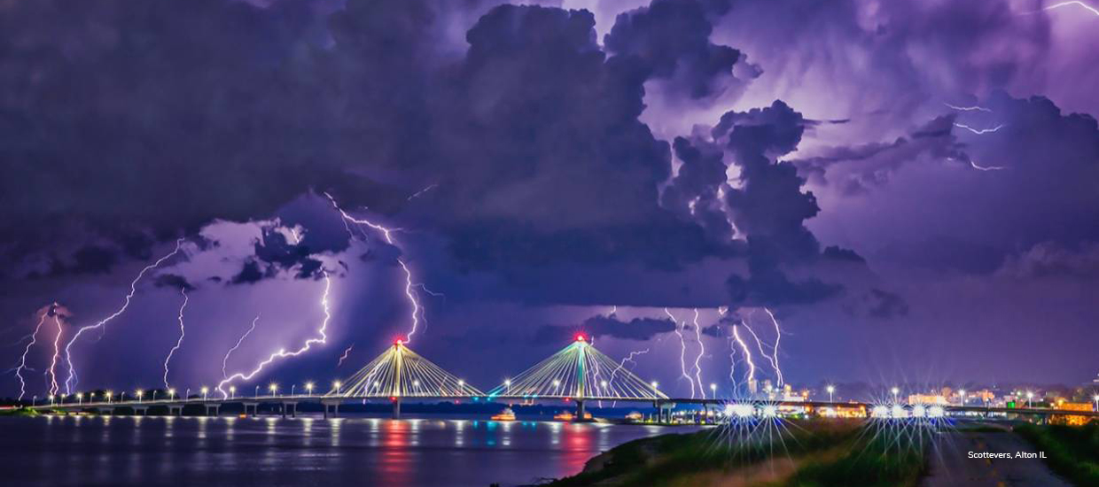 We Love Weather's Top 10 Photos of the Week