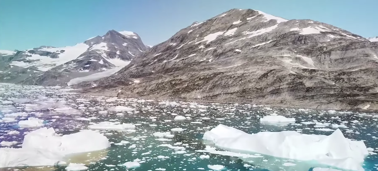 Earth's Disappearing Glaciers