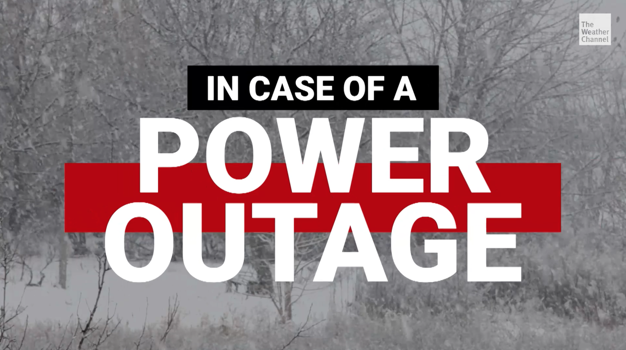 Stay Safe During Winter Power Outages
