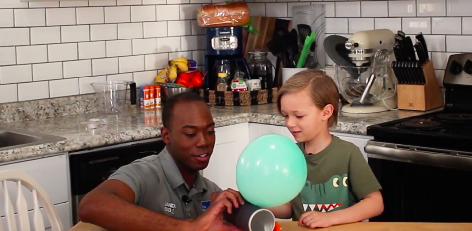 Balloon-Powered Car Science Experiment