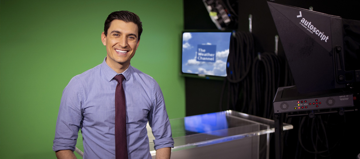 Get to Know Host of Quibi's 'Weather Today', Jordan Steele!